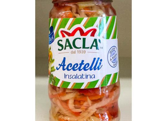 Insalatina Acetelli SACLA' 290 gr.
