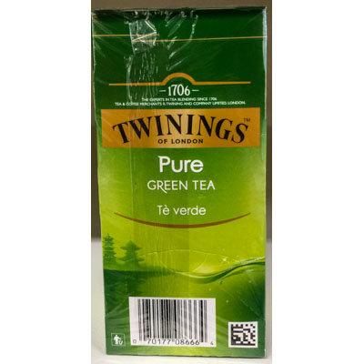 Tè Verde Twinings (25 buste)