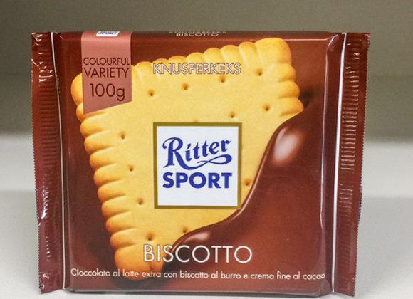 Ritter Sport Biscotto