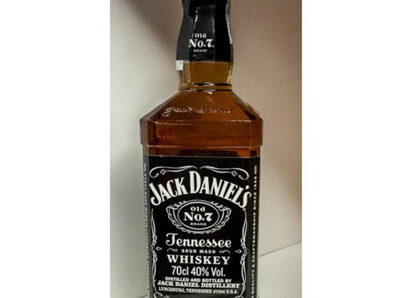 Whiskey Jack Daniel's 70cl