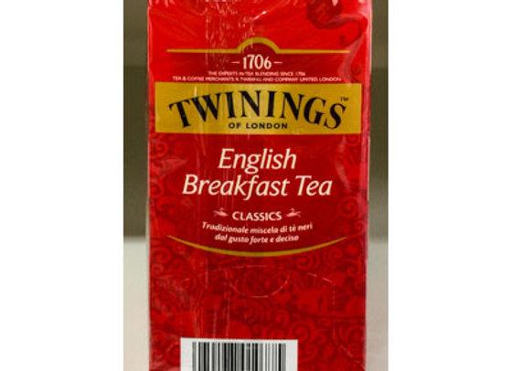 Tè English Breakfast Twinings (25 buste)