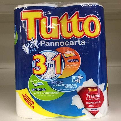 Pannocarta TUTTO 2X