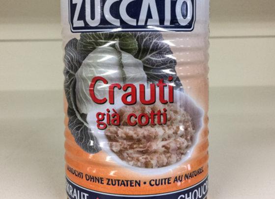 Crauti Cotti Zuccato 385gr