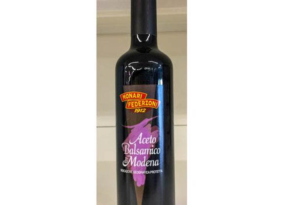 Aceto balsamico MONARI 500 ml.