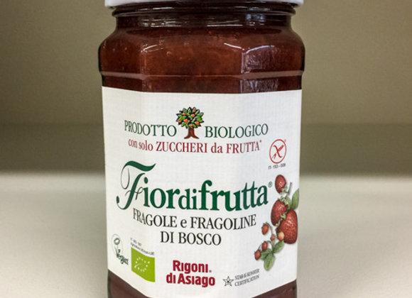 Confettura Fragole Bosco Rigoni Asiago 330gr