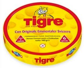 FORMAGGINI TIGRE 140 GR