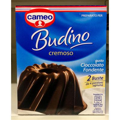 Budino cioccolato CAMEO