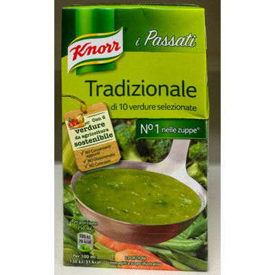 TRADIZIONALE KNORR 500ml.