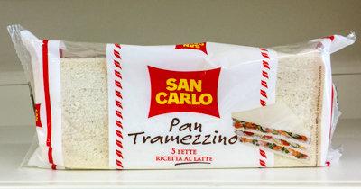 PAN TRAMEZZINO S.Carlo