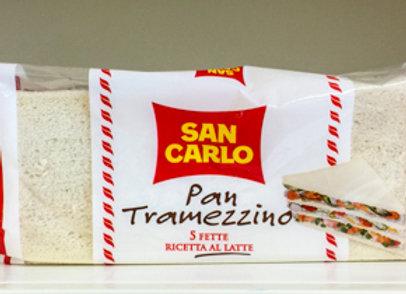 Pan Tramezzino San Carlo 250gr