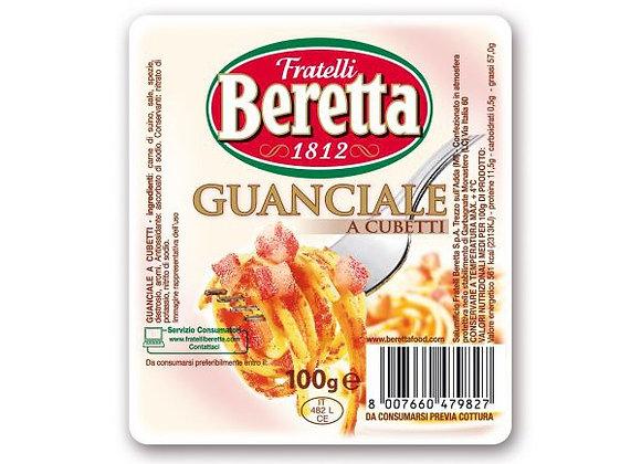 Cubetti Guanciale Beretta 100gr