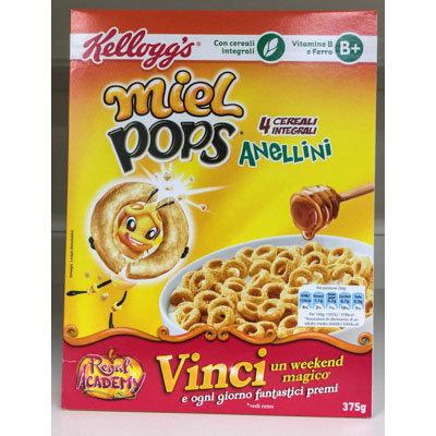 Miel Pops Kelloggs