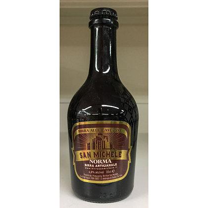 Birra alle castagne Norma 33cl S.Michele