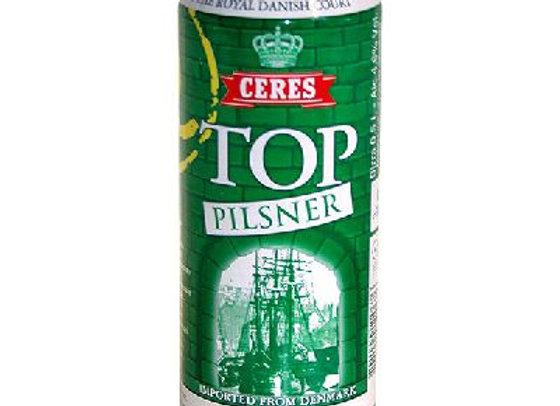 BIRRA CERES TOP PILSNER 50CL