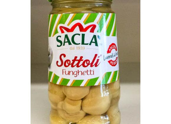 Funghetti SOTTOLI SACLA' 290 gr.