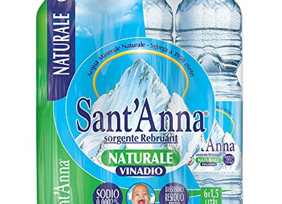 6 Acqua S.Anna Naturale