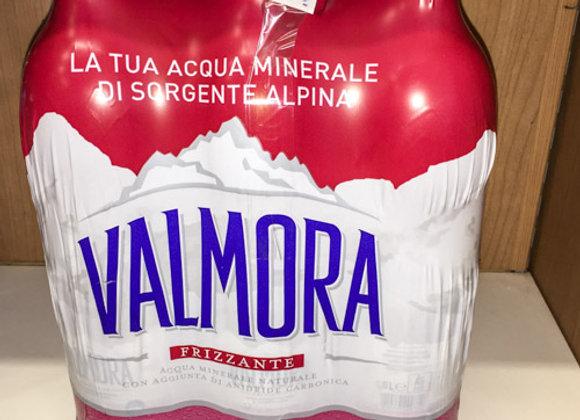 6 Acqua Valmora Frizzante