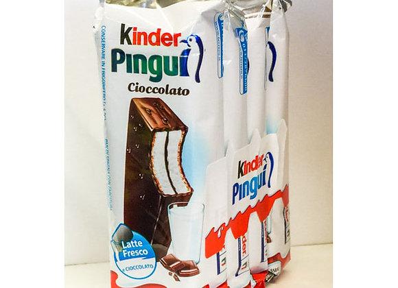 4 Kinder Pingui