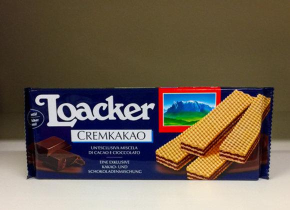 Wafer Loacker Cioccolato 175gr