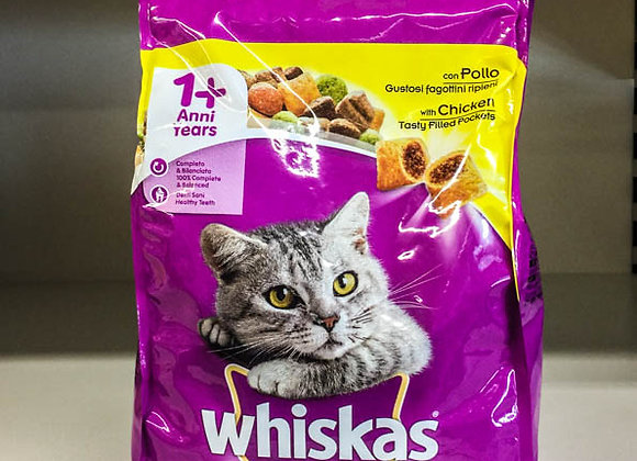 Croccantini Pollo Whiskas 300gr