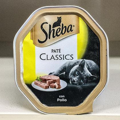 SHEBA PATE 100 gr. pollo