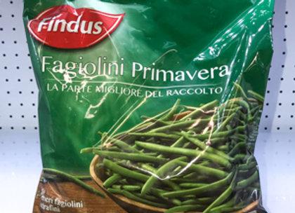 Fagiolini Primavera Findus 600gr