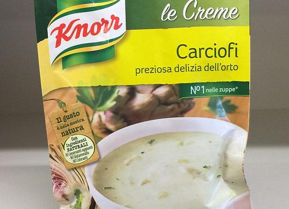 Crema Carciofi Knorr 88gr