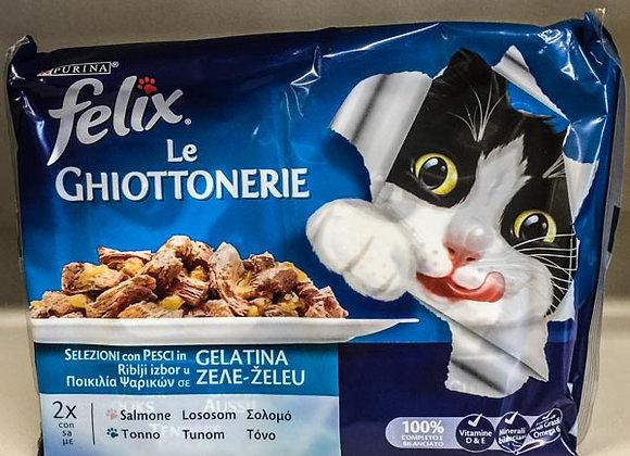 4 Ghiottonerie Felix 100gr