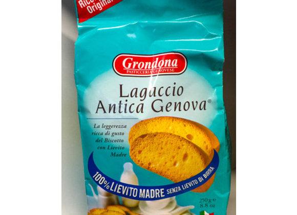 Biscotti Lagaccio Grondona 250gr