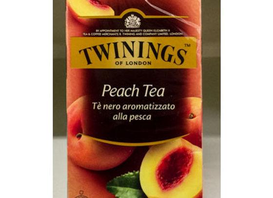 Tè Pesca Twinings (25 buste)