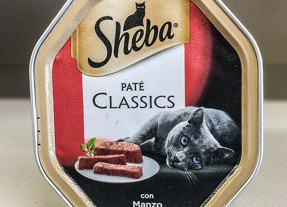 Paté Manzo Sheba 85gr
