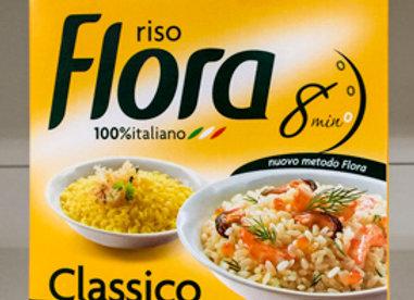 Riso FLORA classico 1kg.