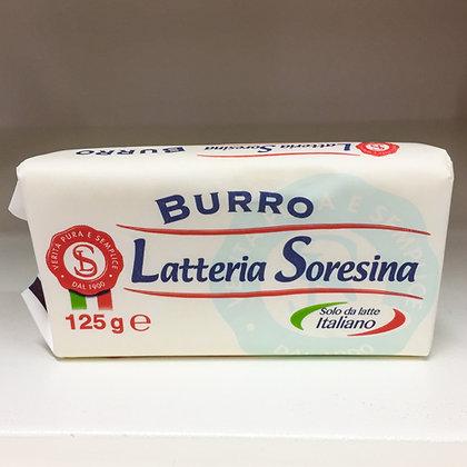Burro SORESINA 125 g.