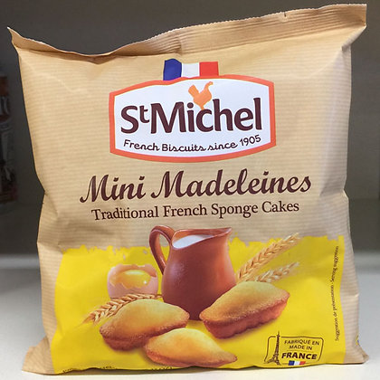 MINI MADELEINES ST.MICHEL BAHLSEN 175 GR