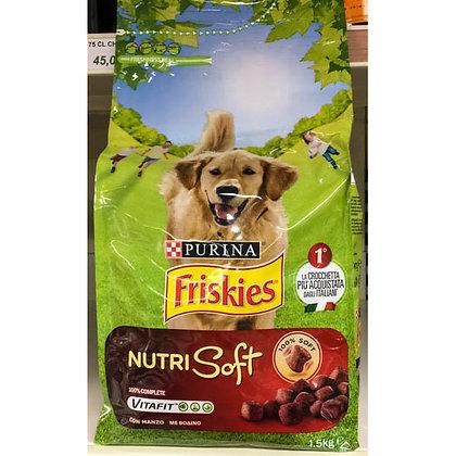 NUTRI SOFT MANZO  FRISKIES 1,5 KG