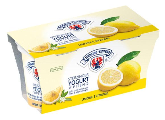2 Yogurt Limone Vipiteno