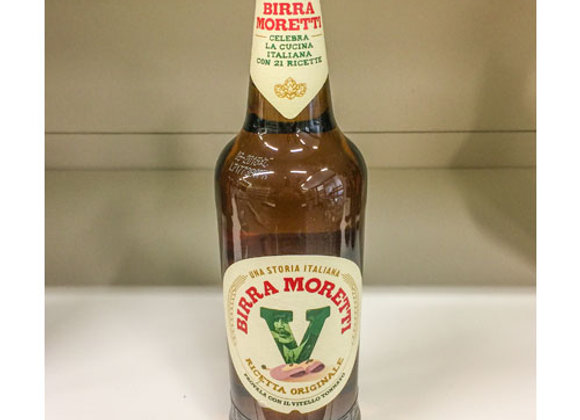 Birra Moretti 66cl