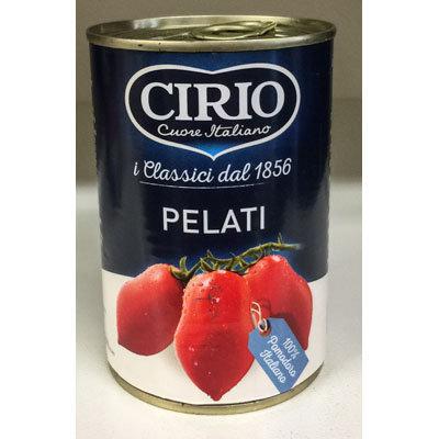 Pelati Classici CIRIO 400 gr.