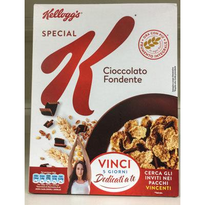 KELLOGG'S cioccolato