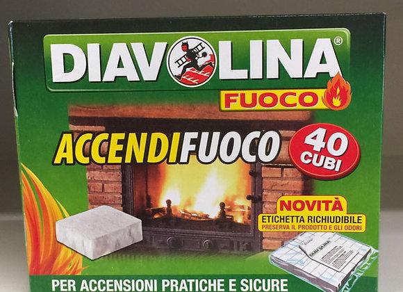 40 Cubi Diavolina