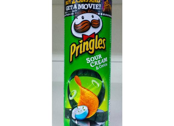 Patatine Cipolla Pringles 175gr