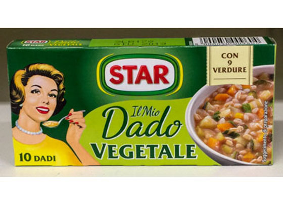 DADO Vegetale STAR