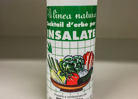 Cocktail d'erbe per INSALATE