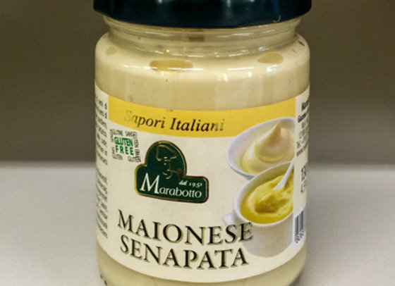 Maionese Senapata Marabotto 130gr
