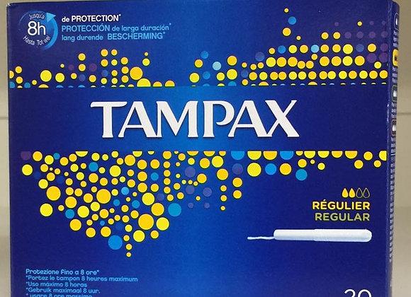 Assorbenti interni TAMPAX regular 20x