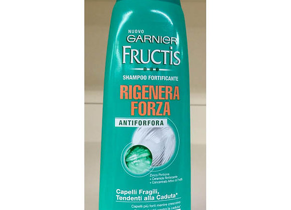 Shampoo Fructis Garnier 250ml