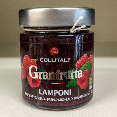 Marmellata  LAMPONI 210 gr. GRANFRUTTA