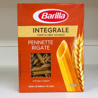 Pasta integrale BARILLA pennette rig 500 gr.