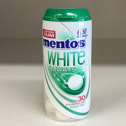 MENTOS CHEWING GUM sweet mint