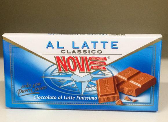 Cioccolato Latte Novi